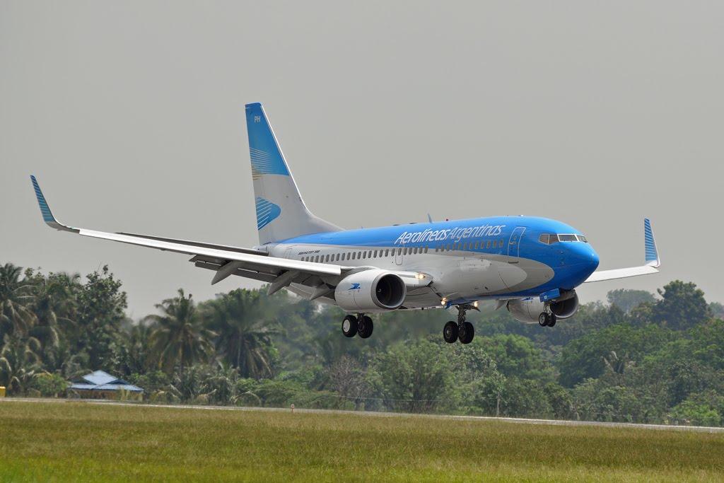 Tranquilos, tranquilos, que el garcaje ya está por rifar Aerolineas Argentinas