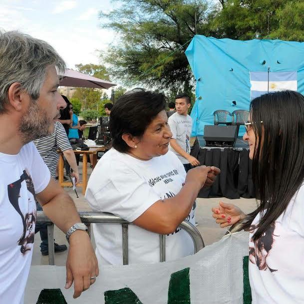 """""""Estamos viviendo un tiempo de fascismo social, a lo Durán Barba, dijo el abogado de Nélida Rojas, la referente detenida de la Tupac Amaru en Mendoza"""