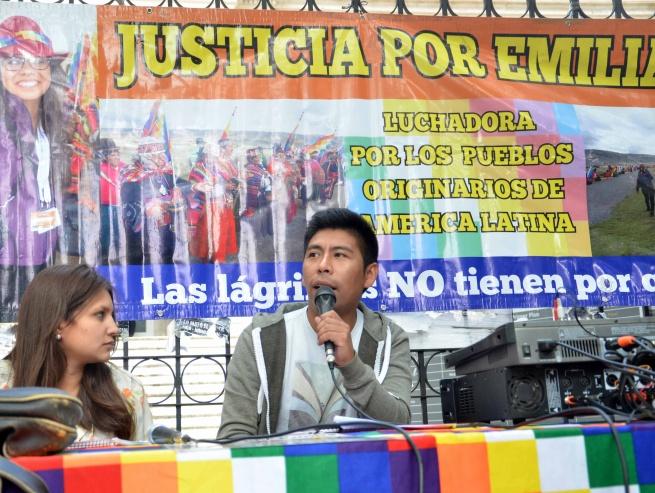 La Plata: Denuncian al intendente por la muerte de Emilia Uscamayta Curi