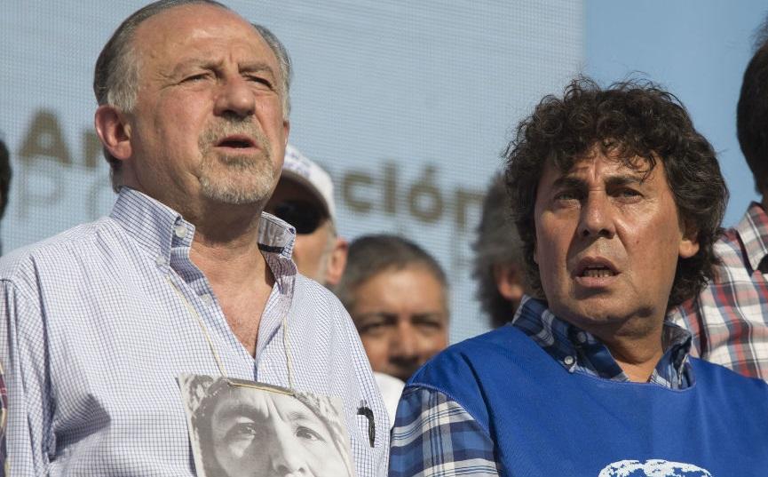 Las dos CTA aseguraron que el paro tuvo un acatamiento masivo y generalizado y repudiaron la represión de Gendarmería