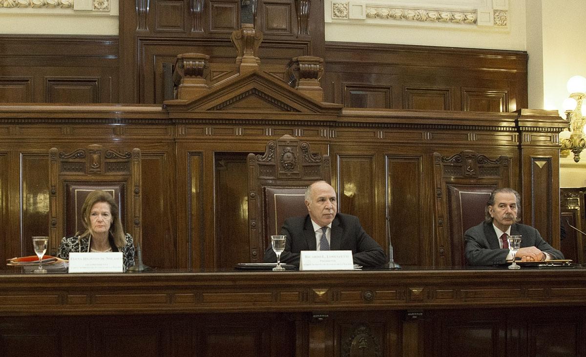 La Corte Suprema de la maldita dictadura quiere a los genocidas libres