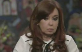 """Cristina criticó a Macri y llamó a """"construir unidad para frenar"""" las políticas del gobierno"""