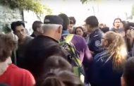 Esta es la cana de Vidal: policías irrumpieron armados en una escuela de Banfield como en la dictadura