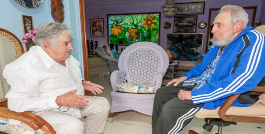 """""""Si se une el peronismo, se termina Macri"""", sentenció José """"Pepe"""" Mujica"""
