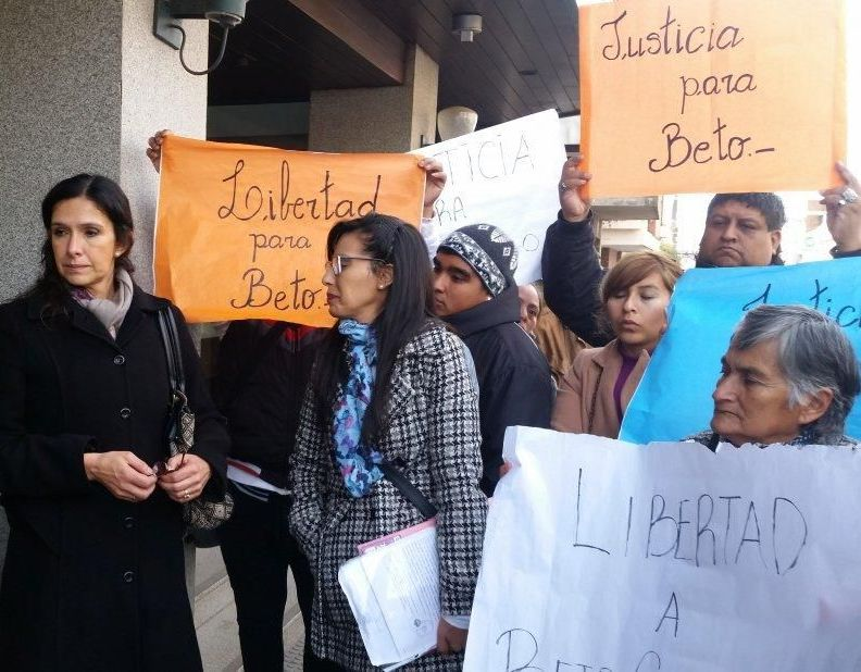 """Persecución política en Jujuy: Alberto """"Beto"""" Cardozo, de la Organización Barrial Tekuré, denuncia torturas y vejaciones"""
