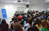 Florencia Saintout y una iniciativa tan inédita como potente: el poder democrático analizado por mujeres militantes de América Latina, el Caribe y Palestina