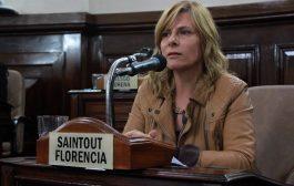 """Saintout rechazó la rendición de cuentas de Garro y apuntó contra los concejales cómplices de """"un gobierno que deja a la intemperie a los más necesitados"""""""