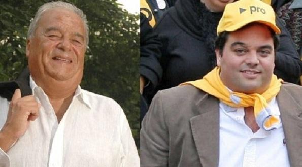 El padre fue cómplice de la dictadura y el hijo un ministro de Macri, que despide trabajadores a horas del 1 de mayo