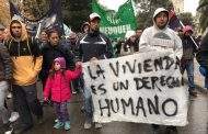 Neuquén movilizada tras el brutal desalojo de familias que ocupaban terrenos en el Parque Industrial
