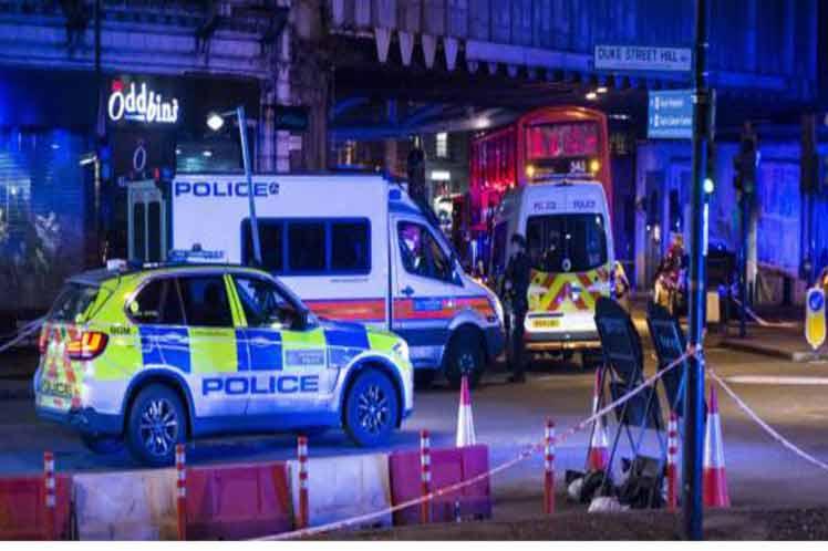 Ya ascienden a siete los muertos y a 50 los heridos tras atentado en la capital británica, pero no se descarta que las víctimas sean más