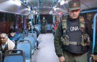 Militarización, despidos, aprietes y búsqueda de carneros, todo para romper el paro de colectivos en Córdoba