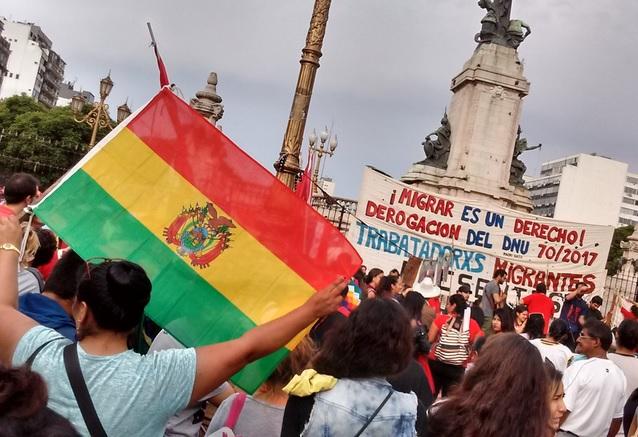 Ataques a migrantes: la política xenófoba de Macri sólo engendra odio, violencia y muerte