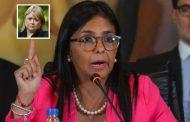 """Delcy Rodríguez sobre Susana Malcorra: """"Entró a su cargo con un escándalo y se va con más escándalos"""""""