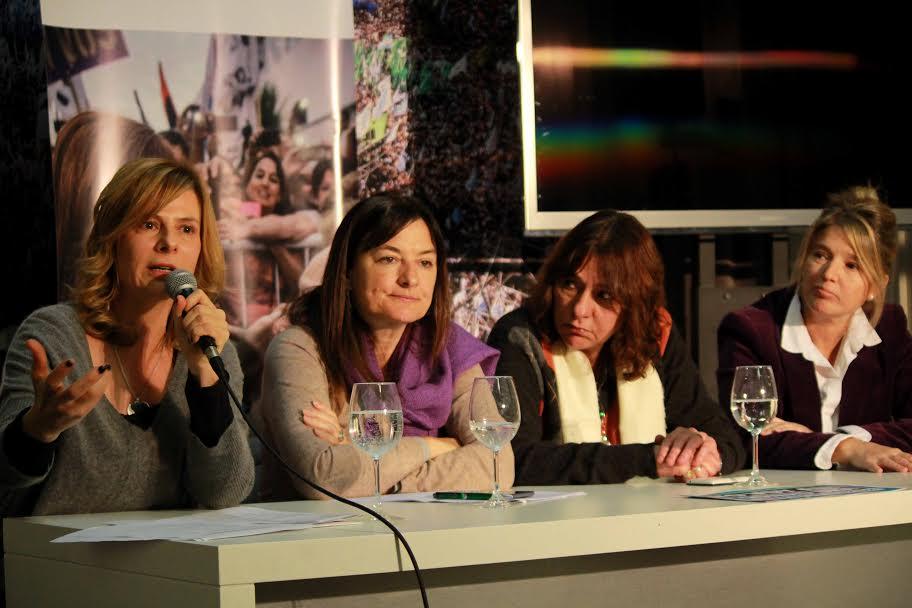 """""""Ser mujer, feminista y peronista es una acto de liberación"""", estampó a título de principio Florencia Saintout"""