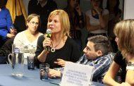 """Florencia: """"La unidad ciudadana es imprescindible para enfrentar al ajuste macrista y defender a los vecinos de La Plata"""""""
