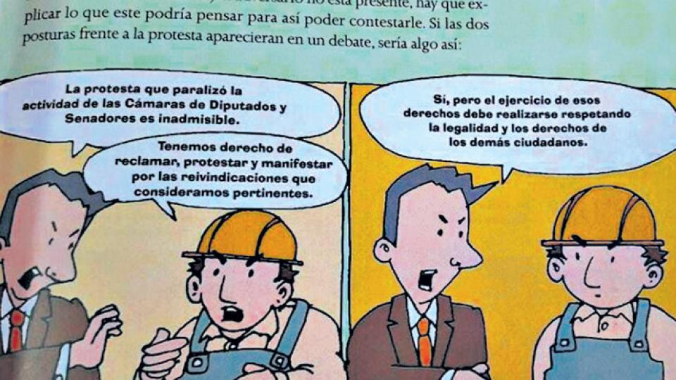La bravuconada berreta de Macri contra Recalde expresa la unidad entre Cambiemos y la UIA contra los juicios de los trabajadores