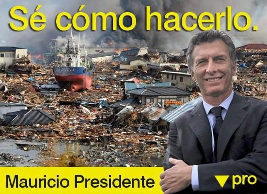 El gobierno de Macri con su pandilla de CEOs, y un salario mínimo por decreto que consolida la pobreza