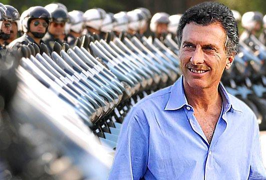 El macrismo lleva la marca de la gorra: sus prácticas policiales se asemejan a las de la dictadura