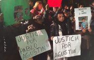 Con críticas a Vidal y a Insaurralde, a la policía y a jueces y fiscales, vecinos de Lomas protestaron y exigieron justicia por el crimen del niño de tres años