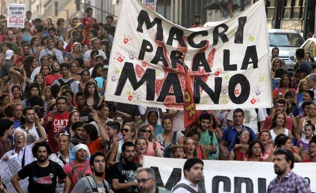 El Gobierno de Macri es una máquina de desempleo y pobreza: más de 3,5 millones de argentinos no tienen trabajo o sufren subocupación