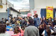 """""""No vamos a permitir que nos dejen sin trabajo"""", afirman los empleados de Pepsico tras la toma de la planta en Vicente López"""