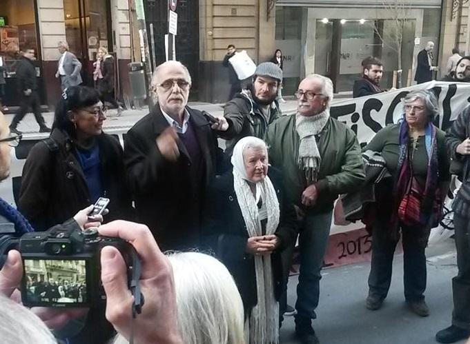 Represión en la Sala Alberdi: dictaron un fallo de impunidad para la policía asesina de Macri