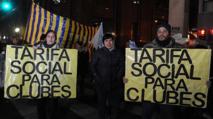 Facundo Ferro, quien consiguió que los servicios públicos sean considerados DD.HH., repudió un fallo contra los clubes de barrio