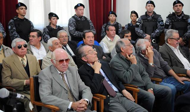 Es justicia: Perpetua en Mendoza para los jueces de la dictadura