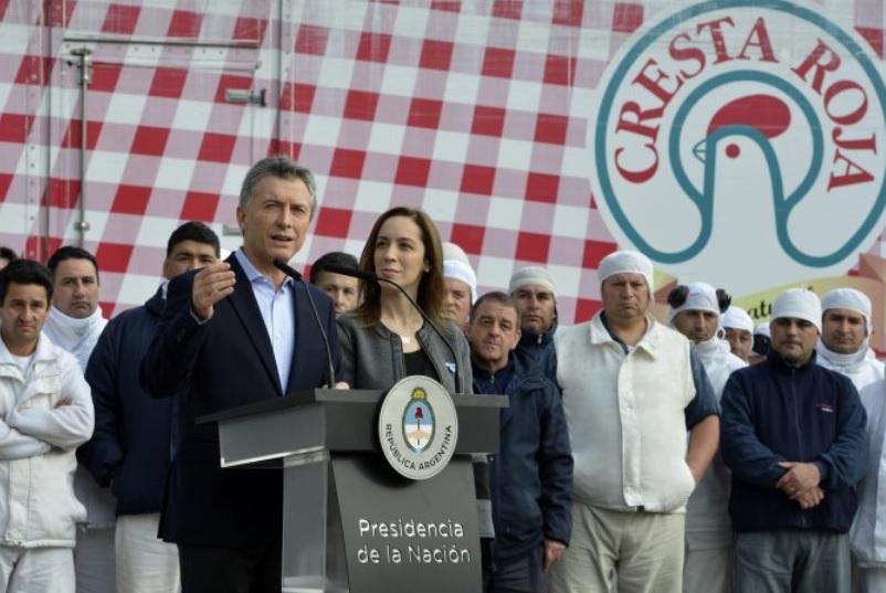 """Trabajadores de Cresta Roja: """"Hemos sido bastante estúpidos al confiar en Macri y Vidal"""""""