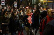 Florencia en la calle, al frente del masivo reclamo de justicia por el femicidio de Emma Córdoba