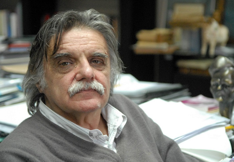 """Horacio González: """"Candidaturas como la de Florencia son fundamentales para tratar los graves problemas del país con cordura, inteligencia y audacia"""""""