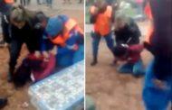 """Violencia policial contra chicos que festejaban el día del amigo en Lujan: """"fue una cacería de pibes"""""""