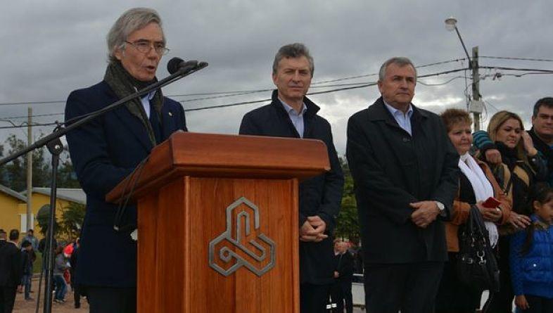 Macri y su ministro Triaca, los socios perfectos para empresarios genocidas como los Blaquier