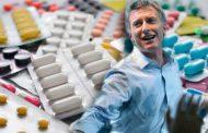 Medicamentos con subas de hasta un 236%: en la lógica criminal de Cambiemos la salud no es un derecho