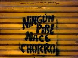 Lanata y Carolina Píparo, las jetas macabras de la estrategia de discriminación, carcel y palos para los pibes de los barrios