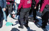Rodríguez Larreta endurece la represión: sus uniformados atacaron una protesta pacífica en Tribunales