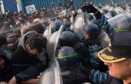 """""""Son fascistas y desalmados"""", dijo Florencia al repudiar la brutal represión a los trabajadores de PepsiCo"""
