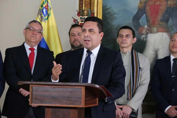 """""""Estados Unidos cava un foso en las relaciones con Venezuela al apoyar la violencia opositora"""""""