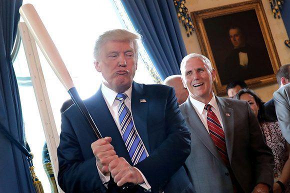 ¿Y con Trump qué? ¿Seguirá los caminos de Kennedy, Nixon y Clinton o será reelecto, es decir habrá un Trump 2?