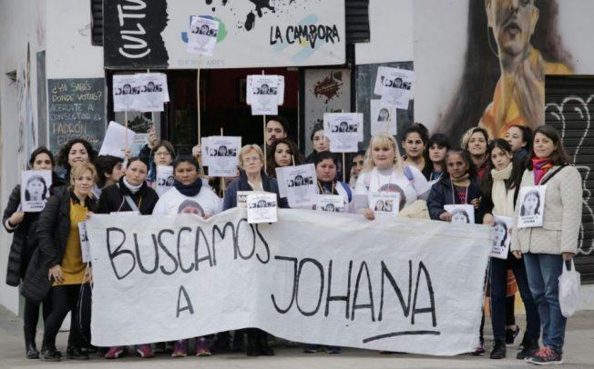 """Johana Ramallo, otra desaparecida en tiempos de Macri y de Vidal: la habrían """"chupado"""" a metros de la oficina de la Gobernadora"""