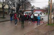 La fuerza acusada por la desaparición de Santiago Maldonado intimidó a estudiantes secundarios de Moreno