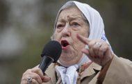 """Hebe: """"La Casa de las Madres pertenece al pueblo, vamos a defenderla a capa y espada"""""""
