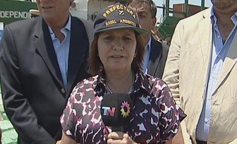 Los hechos y no las palabras demuelen la teoría neo Terrorista de Estado que Macri ensaya con la desaparición de Santiago