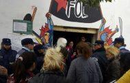 Estado policial: en Córdoba salieron a la caza de militantes políticos y sociales con la excusa de un vidrio roto