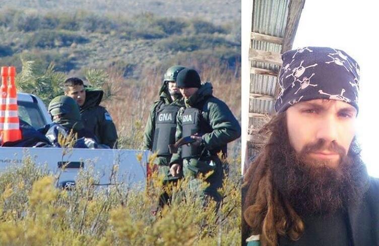 Un joven continúa desaparecido tras la salvaje represión a mapuches en Chubut