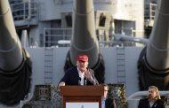"""""""Tenemos muchas opciones respecto a Venezuela, incluida una posible opción militar"""", reconoció Trump"""