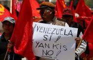 Marcha antiimperialista: miles de venezolanos salieron a las calles contra las amenazas belicistas de Trump
