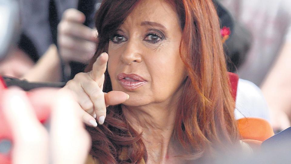 """""""Podemos"""" y """"Debemos"""" dice Cristina al convocar a un frente de unidad a """"todas las sensibilidades opositoras"""""""