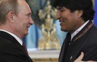 Evo y Putin se pusieron de acuerdo para el desarrollo de la investigación nuclear en Bolivia