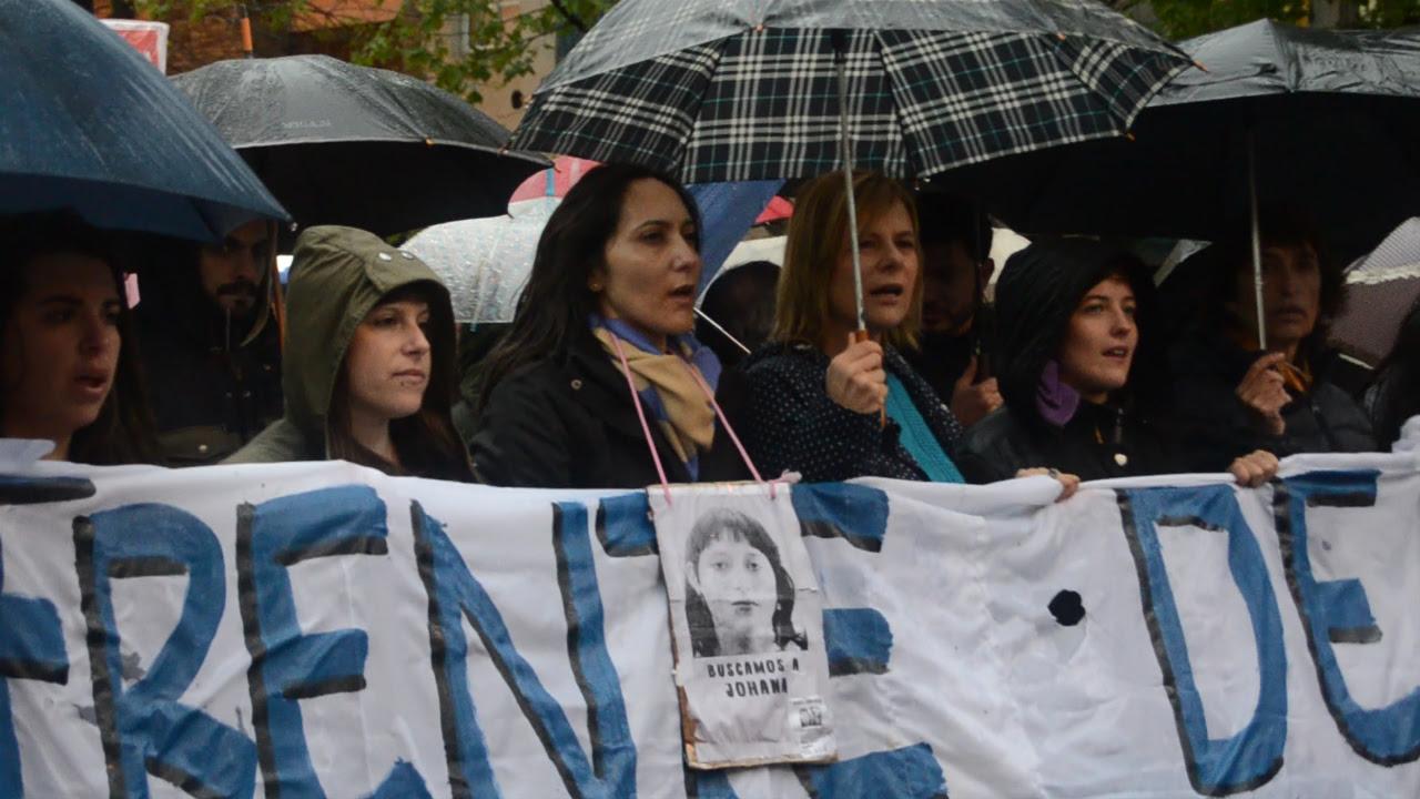 """""""Hay que investigar para ver si se trata de un caso de trata de personas"""", dijo Florencia sobre el caso Johana"""